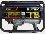 Электрогенератор бензиновый HUTER DY3000L (DY 3000 L)