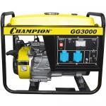 Электрогенератор бензиновый Champion GG 3000 (GG3000)