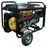 Huter Генератор DY8000LX-3 с колесами